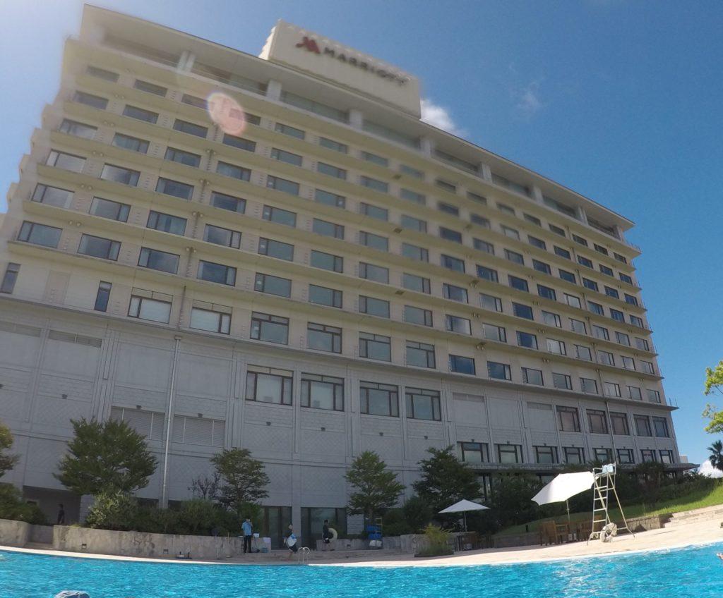 南紀白浜マリオットホテルプール