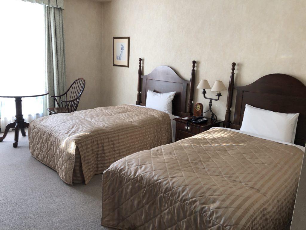 ブルーリッジホテル室内